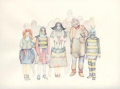 Tara Marynowsky Illustration, Artwork, Poster, Ideas, Work Of Art, Illustrations, Posters, Thoughts, Billboard