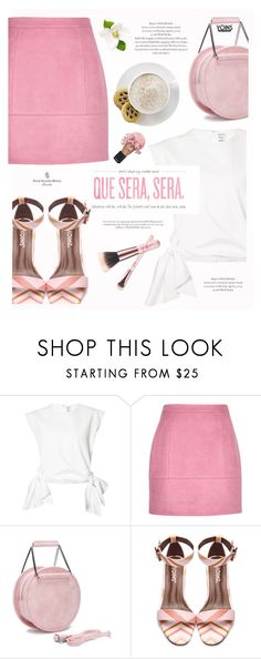 """""""Pink skirt - Yoins"""" by yexyka ❤ liked on Polyvore featuring Maison Rabih Kayrouz, Mr. Coffee, yoins, yoinscollection and loveyoins"""