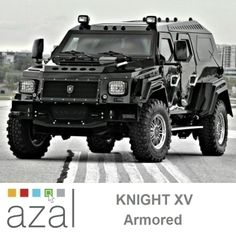 8b49886f0e97a Knight XV is a brainchild of the Canadian automaker Conquest Vehicles. This  Bio-fuel powered SUV was named the best car to survive zombie apocalypse by  Fox ...
