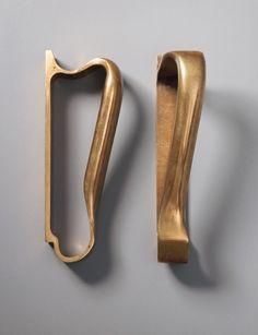 Alvar Alto 1952-1957 door handles