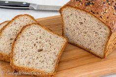 Регулярная выпечка хлеба по рецепту, который базируется на рецепте цельнозернового хлеба и булочек с небольшими изменениями, дала мне возможность наконец испечь буханку хлеба, которая по всем парам…