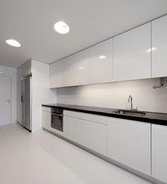 кухня белая модерн - Поиск в Google