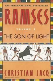 Ramses Volume I: The Son of Light by Christian Jacq (Used)