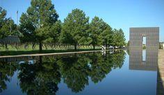Oklahoma City Bombing Memorial  Oklahoma City, Oklahoma