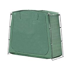 Storage Sheds - ALEKO SS70GR PE 64 Inch Tall Rectangular Space Saving Outdoor Bike Storage Tent Green Color >>> To view further for this item, visit the image link. (This is an Amazon affiliate link)