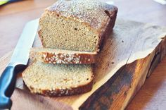 Paleo Sandwich Bread - Guilty Kitchen