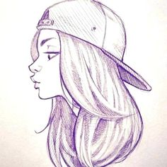 Cool drawings that are easy drawings easy easy drawings easy drawing ideas for girls at free . cool drawings that are easy Girl Drawing Sketches, Girly Drawings, Art Drawings Sketches Simple, Pencil Art Drawings, Sketch Art, Disney Drawings, Cartoon Drawings, Cool Drawings, Drawing Ideas