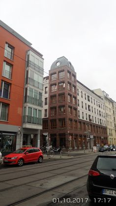 Mitte, das Scheunenviertel heute, Mulackstr./Alte Schönhauser Str.