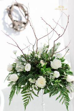 Pedestal arrangement with Greek feel Pedestal, Floral Design, Greek, Plants, Inspiration, Biblical Inspiration, Floral Patterns, Plant, Greece