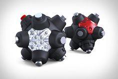 Striker Magnetic LED Light Mine