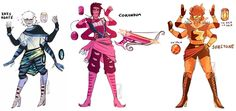 Some Fusions by Deer-Head on DeviantArt