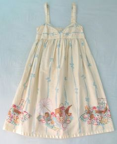 Emily Temple Cute ~ Picnic Print Dress