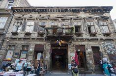 Budapest Ruin pubs Szimpla