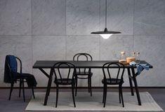 Innolux Trek Pendelleuchte schwarz Innolux Wat is Avant-garde meubels? Avangart (Avangarde), een Franse term, is Bohemian Bedroom Diy, Outdoor Tables, Outdoor Decor, Bedroom Lighting, Home Design, Pendant Lamp, Lighting Design, Dining Table, Furniture