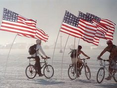 The crazy world of Burning Man
