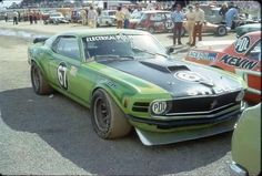 1970 Mustang from Trans-am Circuit #FJRP