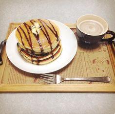 今回のリメイクはほんとに簡単☆ セリアのA4フレームを使って おうちカフェができちゃうカフェトレイ