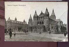 The old general hospital in Birmingham