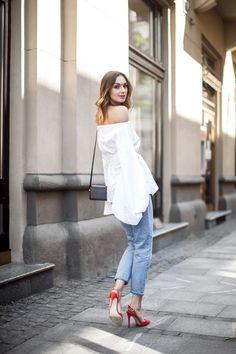 6f3af5e87b76 red slingbacks (Fashion Agony). Fashion BlogsFashion 2016Fashion Trends!