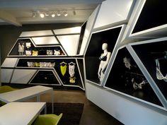 Van de Velde Showroom by LABscape Architecture, New York store design