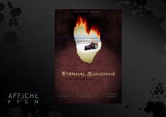 Affiche film Eternal Sunshine