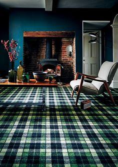 Highland Design Saxony #comehometocosyday3