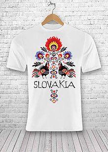 Tričká - Folk Slovakia - 5943767_