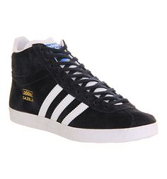 more photos 0a725 09a58 Adidas Gazelle Og Mid Legend Ink White - Unisex Sports