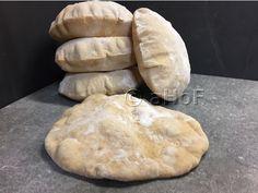 Kamut & Teff Pita Breads