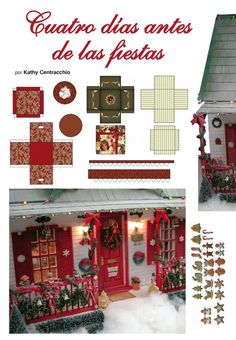 Kathy's Miniatures - Miniaturas Magazine (Spain), December 2008