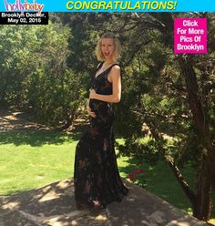 Brooklyn Decker Pregnant: Expecting First Child With Andy Roddick