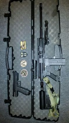 Tiberius Arms Paintball Markers