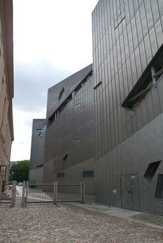 LE MUSE JUIF DE BERLIN DANIEL LIBESKIND  1998