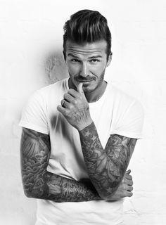 David Beckham, your body is a wonderland. bahahaha.