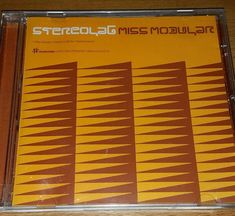 Stereolab, Miss Modular Pre Owned Cd Single EP #ExperimentalAvantgarde