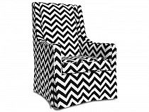 This chevron piece is perfect for any trendy kid!