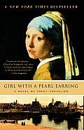 girl with a pearl earring.  tracy chevalier.
