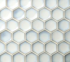 Ceramic Mosaic - Hexcurve Glazed 52 x 60mm - 84842