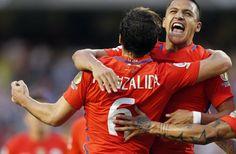 Fuenzalida and Alexis.