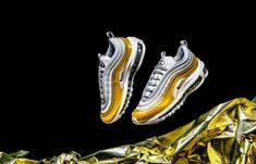 be681560a039 Nike Air Max 97 SE Metallic Silver Air Max 97