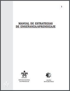 Manual de Estrategias de Enseñanza/Aprendizaje