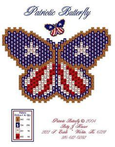 sova enterprises bead patterns | Photo: Bead-Patterns.com Newsletter July 1, 2013Featured Free ...