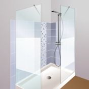 Remplacer une baignoire par une douche Bathtub, Bathroom, Tub In Shower, Bath, Modern, Bricolage, Standing Bath, Washroom, Bathtubs