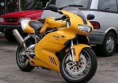 This is what my Ducati is supposed to look like.