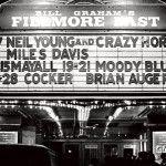 Bill Graham's Filmore Feast With Neil Young And Crazy Horse, Miles Davis, Moody Blues,Joe Cocker & Brian Auger Neil Young, Young Young, Crazy Horse, The Who Live, Fillmore East, Bill Graham, Pochette Album, Moody Blues, Miles Davis