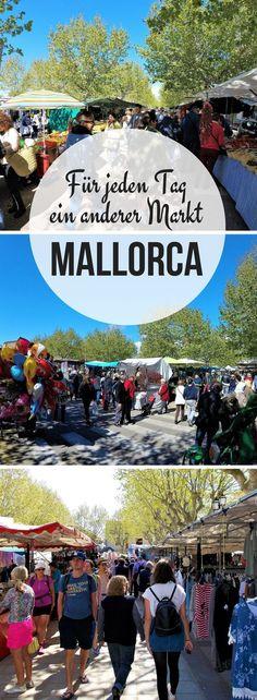 Während unserem #Urlaub auf #Mallorca haben wir gelernt, dass es jede Menge Märkte auf der Insel gibt, die du bei deiner #Reise entdecken kannst.