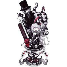 Alice au Pays des Merveilles ! ❤