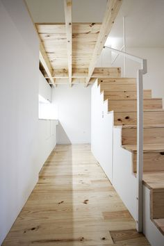 Gallery of FG75 Studios / A2OFFICE - 2 Student Room, Studio Interior, Hip Workout, Small House Design, Minimalist Home, Tiny House, House Plans, Stairs, Architecture