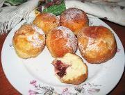 Pampushky Ukrainian Filled Donuts with Preserves  #donuts #doughnuts #preserves #filleddonuts #ukrainianfood #ukrainianrecipes #polishfood #polishrecipes #easterneuropeanfood #easterneuropeanrecipes #babaskitchenukrainiansoulfood #ukrainefood #ukrainerecipes #ukrainiandessert #ukrainiancostume #ukrainiandance #ukrainianmusic #borshch #borsht #perogies #holubtsi #cabbagerolls #borsh #poppyseed