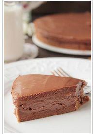 ♥  Cheesecake alla nutella